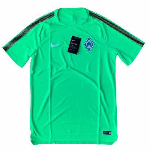 2017 18 WERDER BREMEN PLAYER ISSUE TRAINING SHIRT *BNIB*