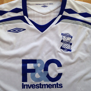 2007 2008 Birmingham City away Football Shirt - XL