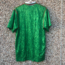1993 94 Mexico home Football Shirt - S