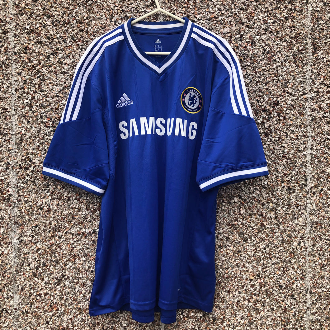 2013 2014 Chelsea home Football Shirt - XL