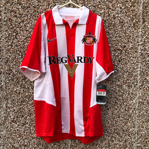 2002 2004 Sunderland Football Shirt BNWT - L
