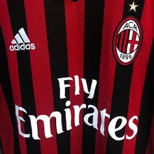 2016 2017 AC Milan home football shirt - S