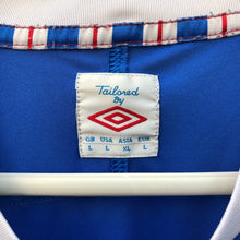 2011 2012 Rangers home Football Shirt - L