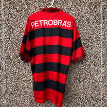 1994 1995 Flamengo home Football Shirt - XL