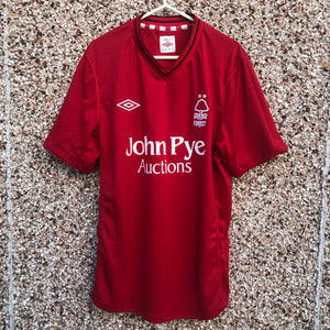 2012 2013 Nottingham Forest home Football Shirt - M