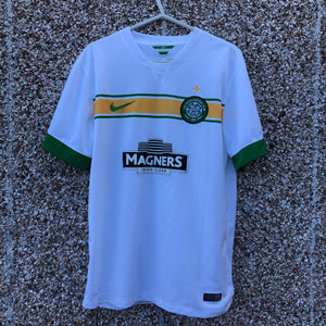 2014 2015 Celtic Third Football Shirt COMMONS #15 - M