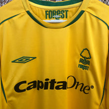 2005 2006 Nottingham Forest away Football Shirt - XL