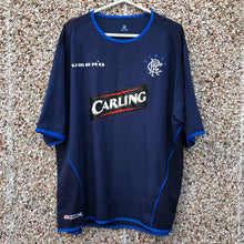2005 2006 Rangers Third Football Shirt - XL