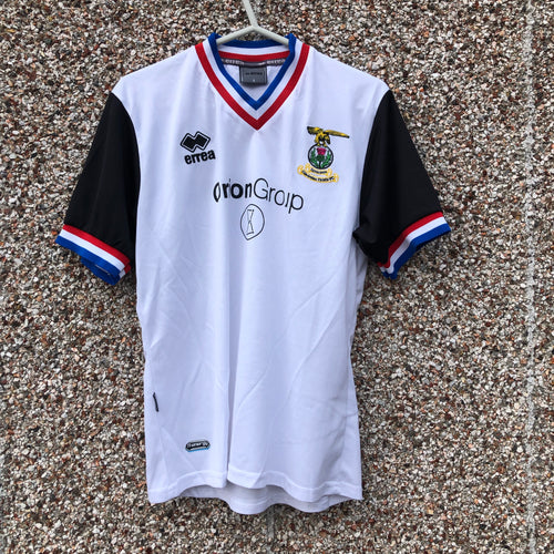 2011 2012 Inverness Caledonian Thistle Away Football Shirt - S