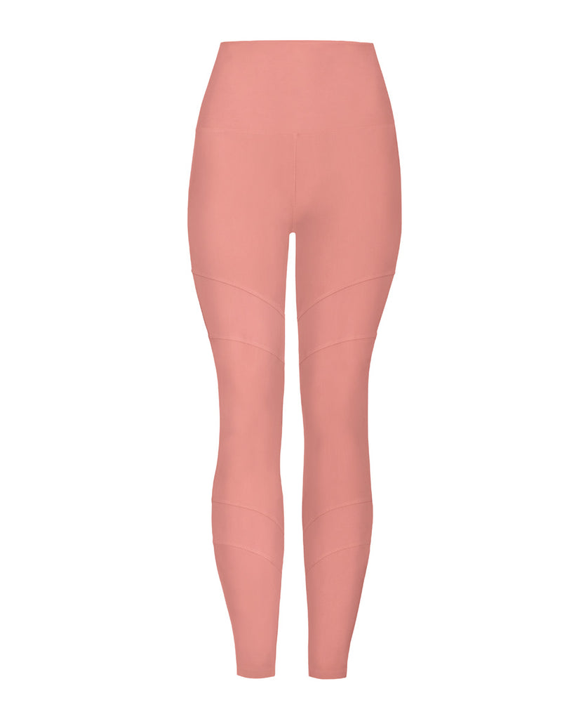 Artemis Recycled Yoga Legging - Guava