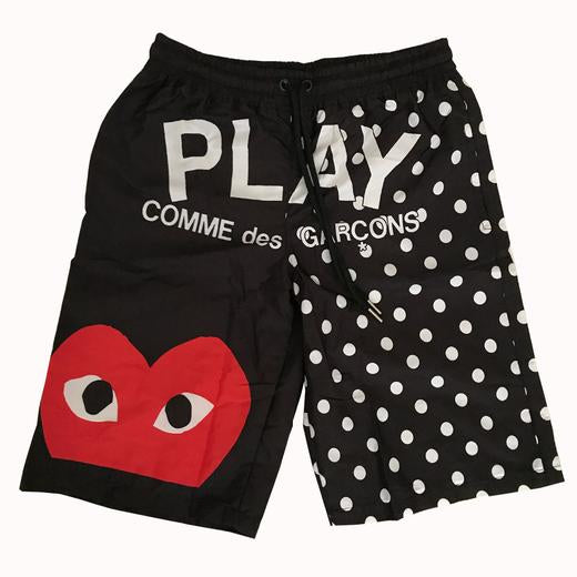 Black Play Trunks
