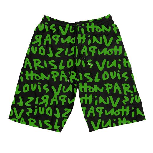 Green Script Trunks
