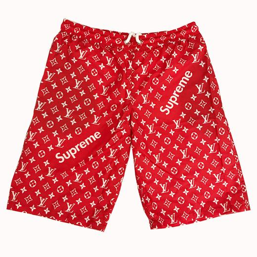 Red Sup Trunks