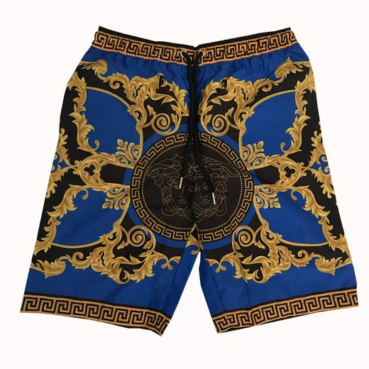 Blue Medusa Trunks