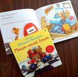Mouse moves house (Usborne Phonics Readers)