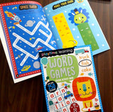 Playtime Learning Word Games (Sticker Activity Book)