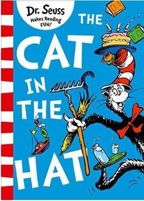 The Cat in the Hat (Dr. Seuss) by Dr. Seuss
