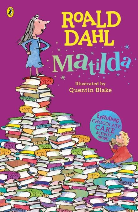 Matilda (Dahl Fiction) by Roald Dahl