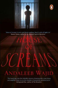 House of Screams by Andaleeb Wajid