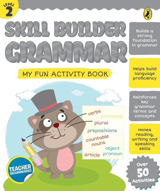Skill Builder Grammar Level 2 by Sonia Mehta
