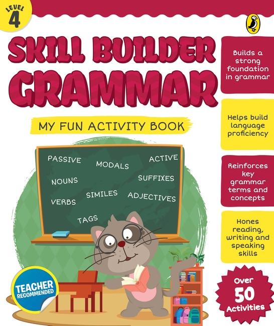 Skill Builder Grammar Level 4 by Sonia Mehta
