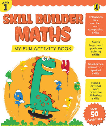 Skill Builder Maths Level 1 by Sonia Mehta