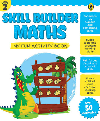 Skill Builder Maths Level 2 by Sonia Mehta