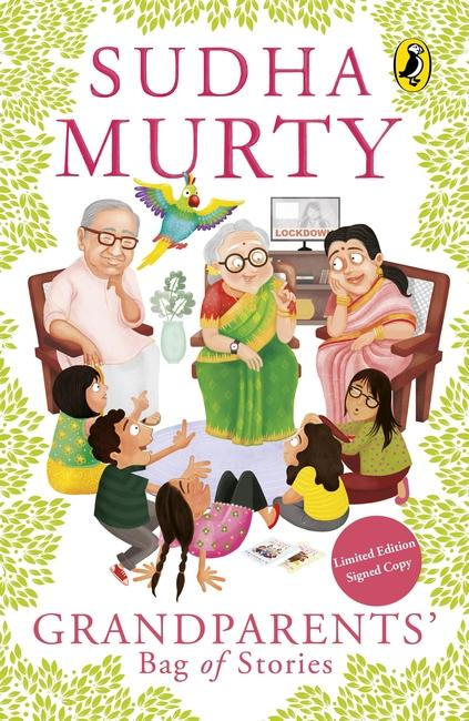Grandparents' Bag of Stories by Sudha Murty