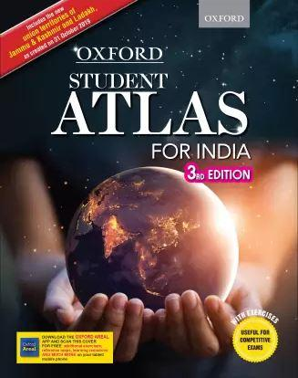 Oxford Student Atlas for India - Third Edition by Oxford University Press