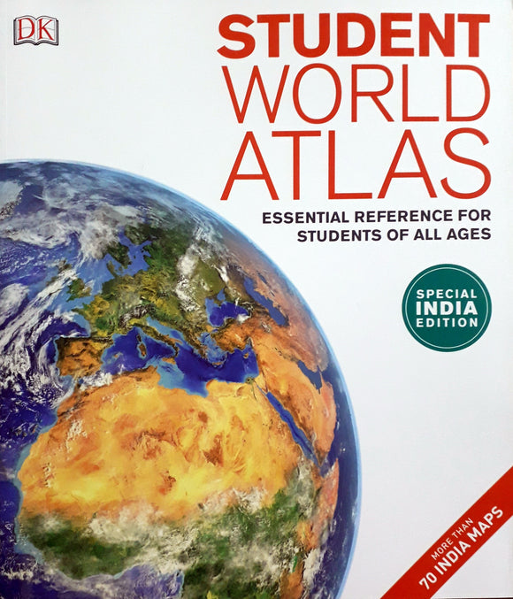 Student Atlas (DKYR): Essential Reference for Students of All Ages