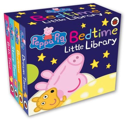 Peppa Pig: Bedtime Little Library by Ladybird