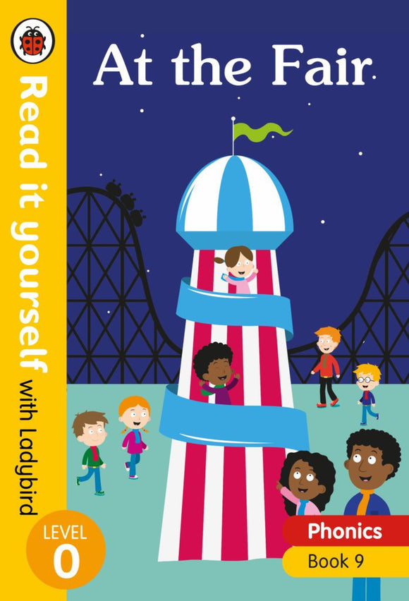 At the Fair - Read it yourself with Ladybird Level 0 by Ladybird
