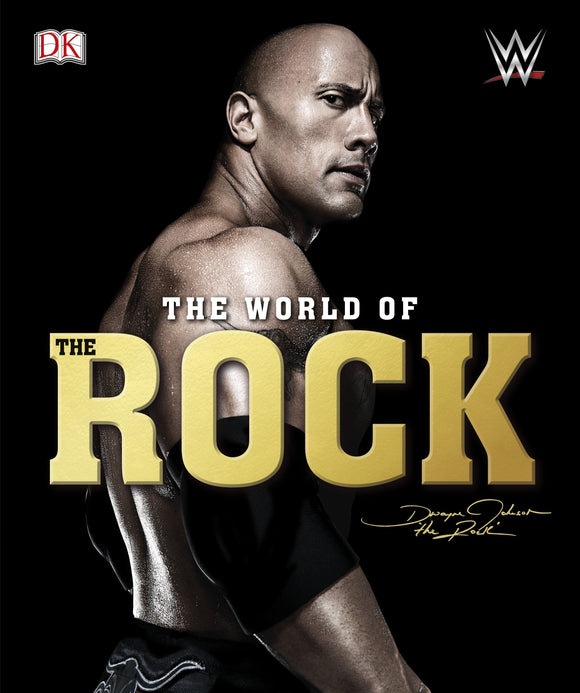 WWE World of the Rock by DK