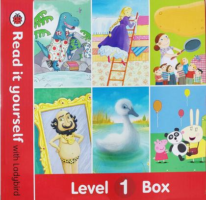 Read it Yourself with Ladybird - Level 1 Box (Volume II) by Ladybird