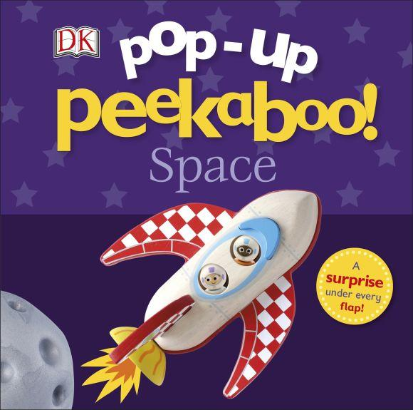 Pop-Up Peekaboo! Space by DK