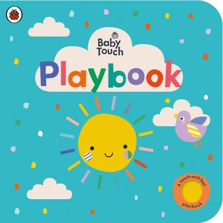 Baby Touch: Playbook by Ladybird