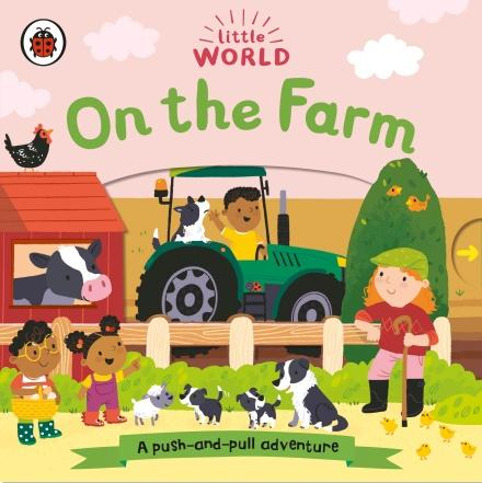 Little World: On the Farm by Ladybird