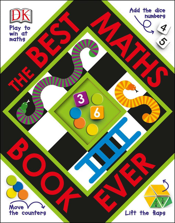The Best Maths Book Ever by DK