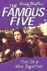 Famous Five: 10: Five On A Hike Together (Standard)