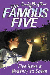 Famous Five: 20: Five Have A Mystery To Solve (Standard)