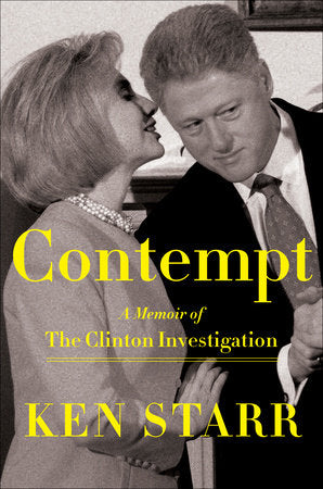Contempt by Ken Starr