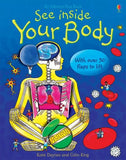 See Inside Your Body (Usborne Flap Books) by Katie Daynes