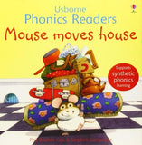 Mouse moves house by Phil Roxbee Cox