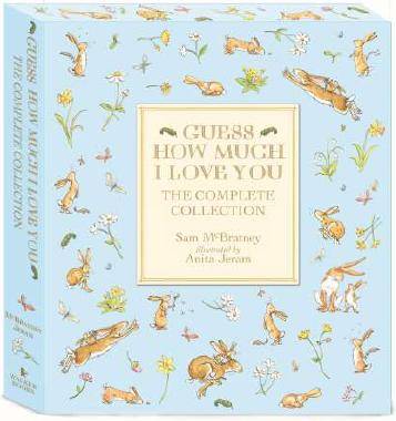 Guess How Much I Love You (5 Copy slipcase) by Sam McBratney & Anita Jeram