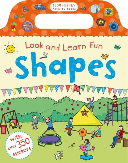 Look and Learn Fun Shapes by Bloomsbury