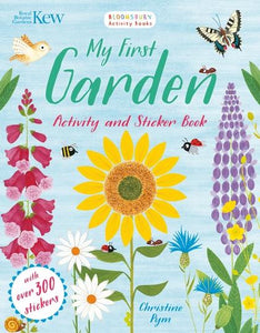Kew My First Garden Activity and Sticker Book by Bloomsbury