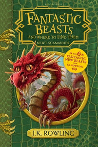 Fantastic Beasts and Where to Find Them (New Hardback) by J.K. Rowling