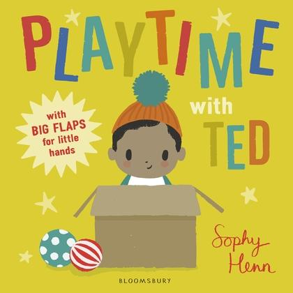 Playtime with Ted by Sophy Henn