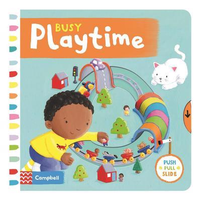 Busy Books: Busy Playtime by Campbell Books