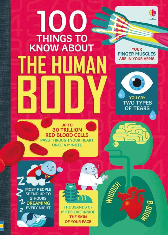 100 Things To Know About the Human Body by Various